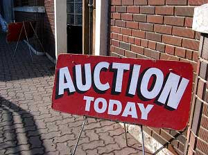 Selling Houses At Auction