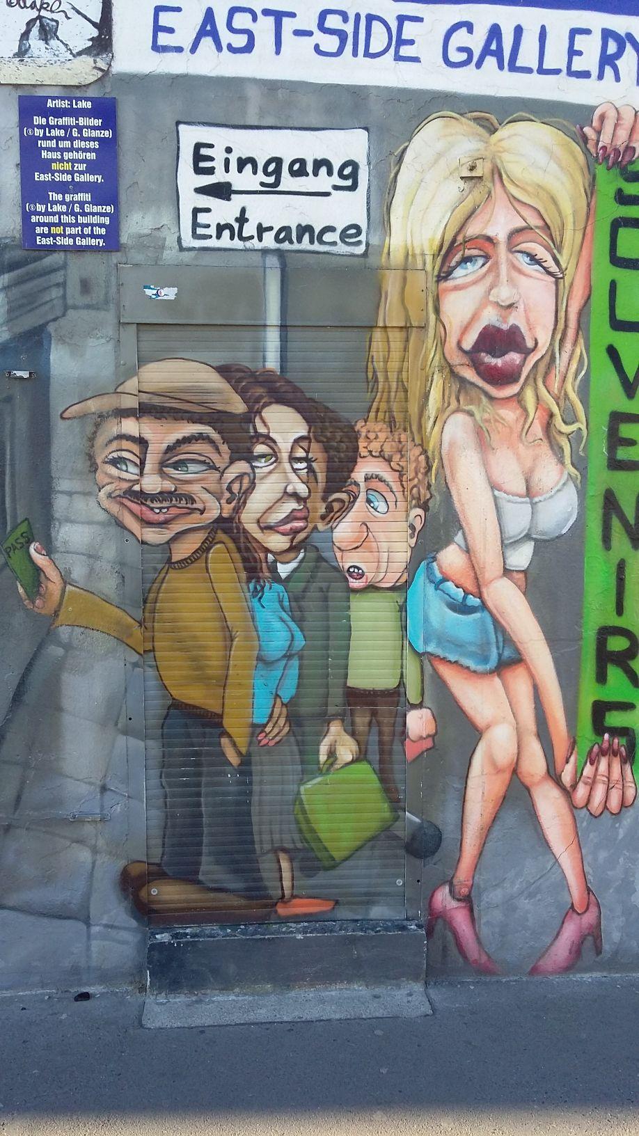 berlin u0026 39 s east side gallery