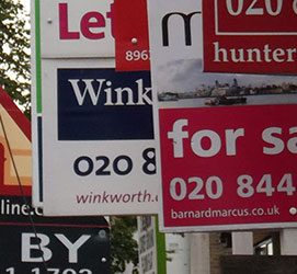 Choosing an estate agent when selling