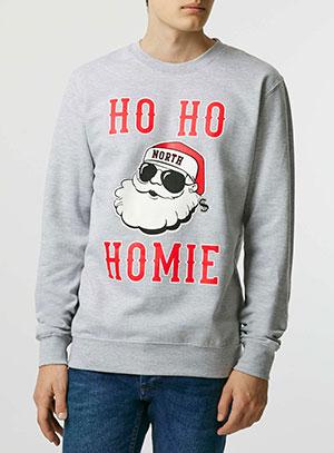 Ho Ho Homie Jumper