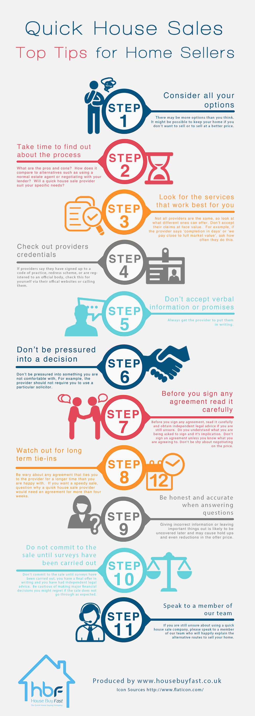 Top Tips For Home Sellers