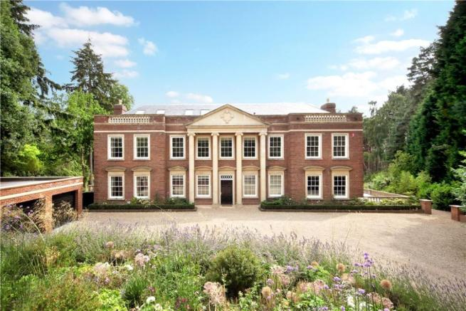 Property in Virginia Water, London