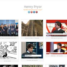 Henry Pryor Website