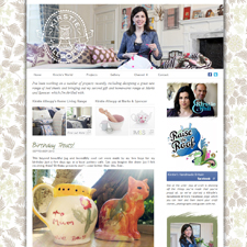 Kirstie Mary Allsopp Website