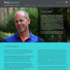 Phil Spencer Website