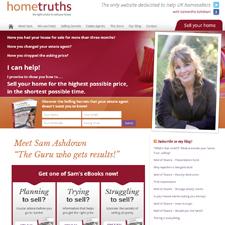 Sam Ashdown Website