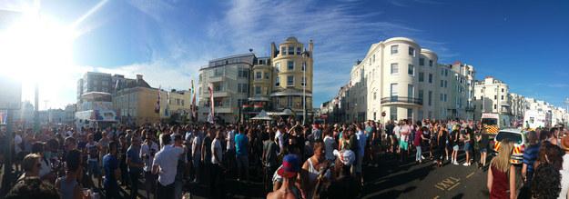 Street Party Brighton
