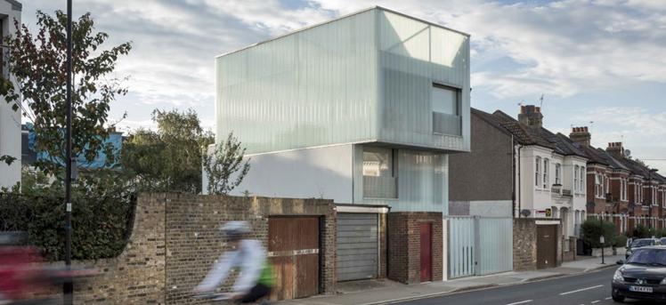 The Slip House, Brixton, London