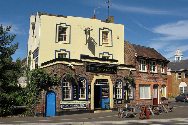 Swan Pub Worthing