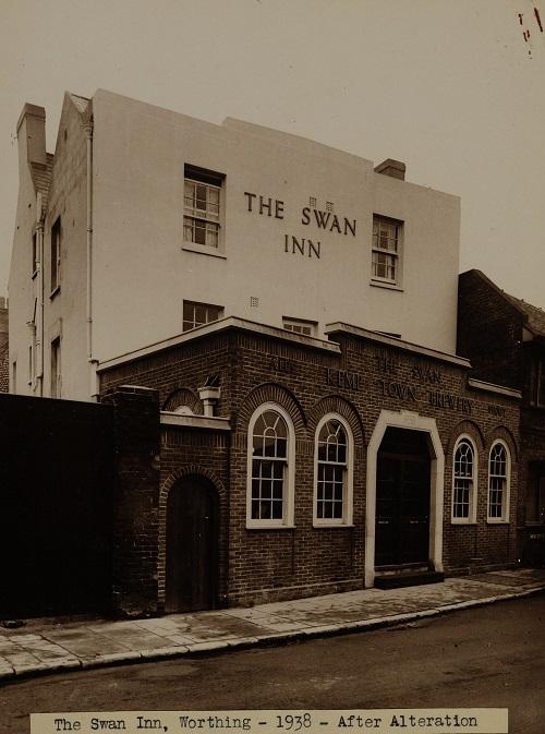The Swan Pub Worthing