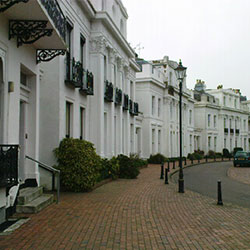 Park Crescent, Worthing