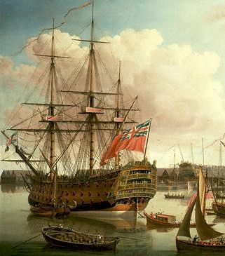 Royal George Ship