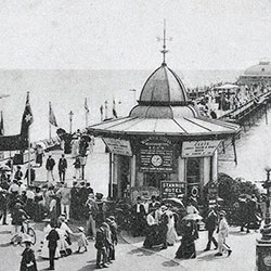 Old Worthing Pier