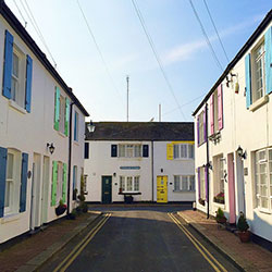 Worthing Fisherman Cottages