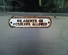 No Agents Allowed