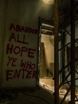 Abandon Hope All Enter