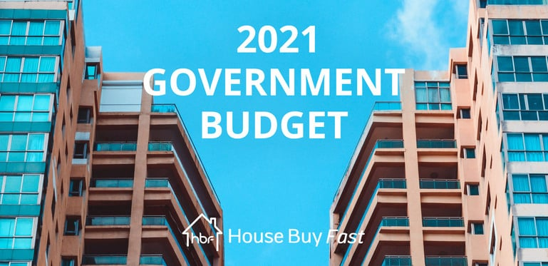 2 buildings 2021 gov budget